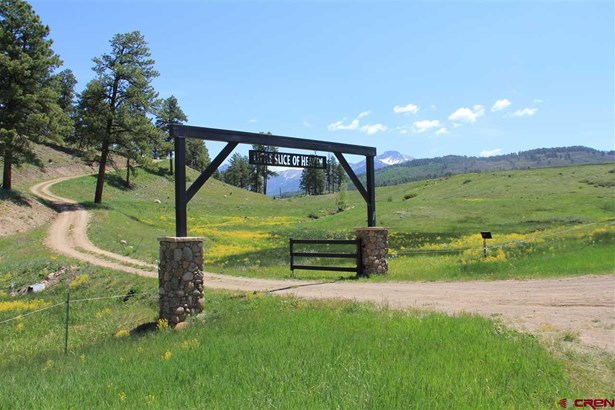 With Residence - Pagosa Springs, CO (photo 2)