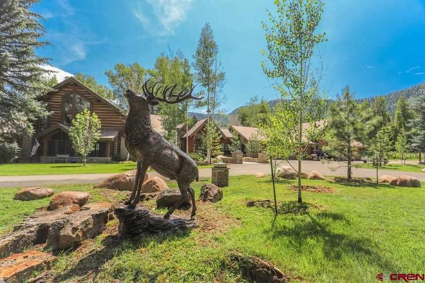 With Residence, Log,Ranch - Durango, CO