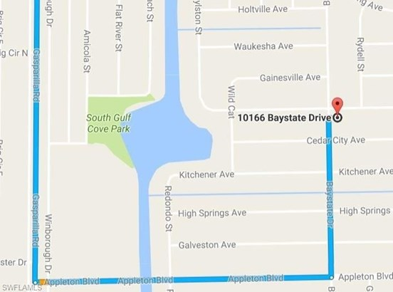 10166 Bay State Dr, Port Charlotte, FL - USA (photo 1)