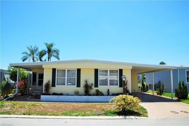 591 Trevino Ct, North Fort Myers, FL - USA (photo 1)