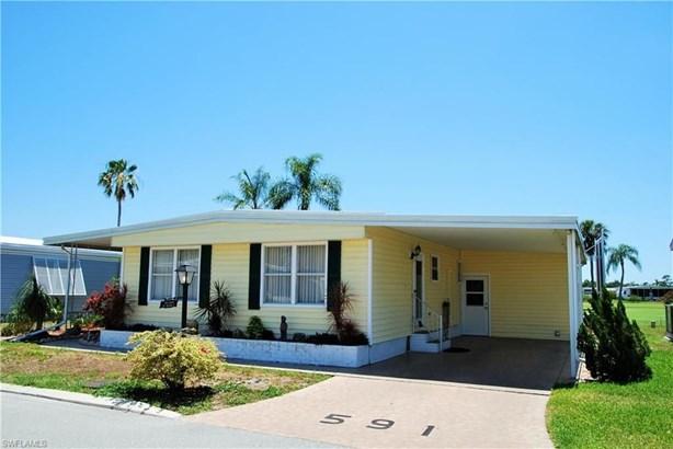 591 Trevino Ct, North Fort Myers, FL - USA (photo 3)
