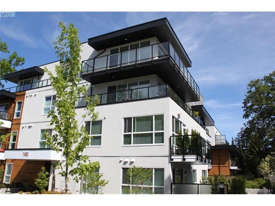 403-1460 Pandora 403, Victoria, BC - CAN (photo 1)
