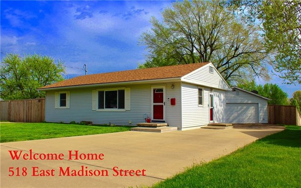 Residential, Ranch - Knoxville, IA (photo 1)