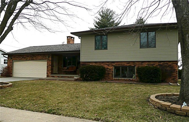 Split Level, Residential - Knoxville, IA (photo 1)