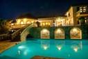 Pool Deck at Night (photo 1)