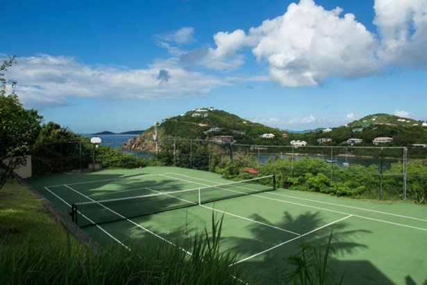 Wonderful regulation tennis court!! (photo 5)