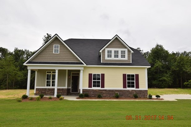 1359 Oakridge Plantation Road, Hephzibah, GA - USA (photo 1)