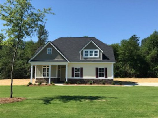 1359 Oakridge Plantation Road, Hephzibah, GA - USA (photo 2)