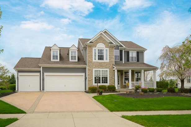 7668 Indian Springs Drive, Powell, OH - USA (photo 1)