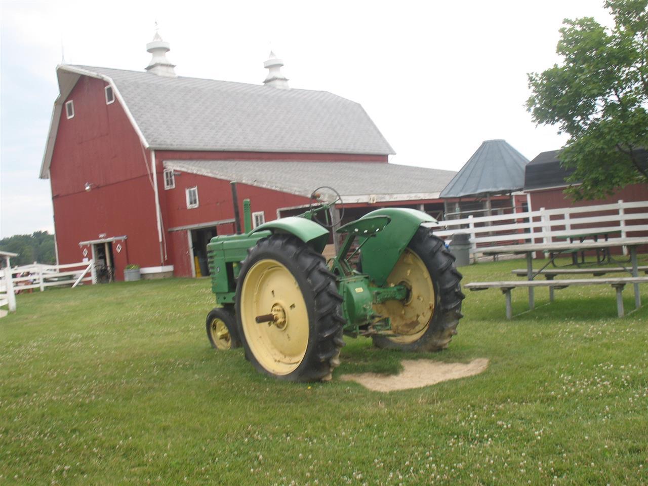 The Petting Farm at Domino's Farms, Ann Arbor, MI