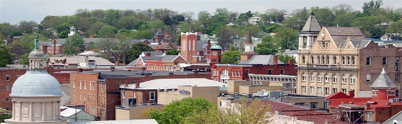 Downtown Staunton Va