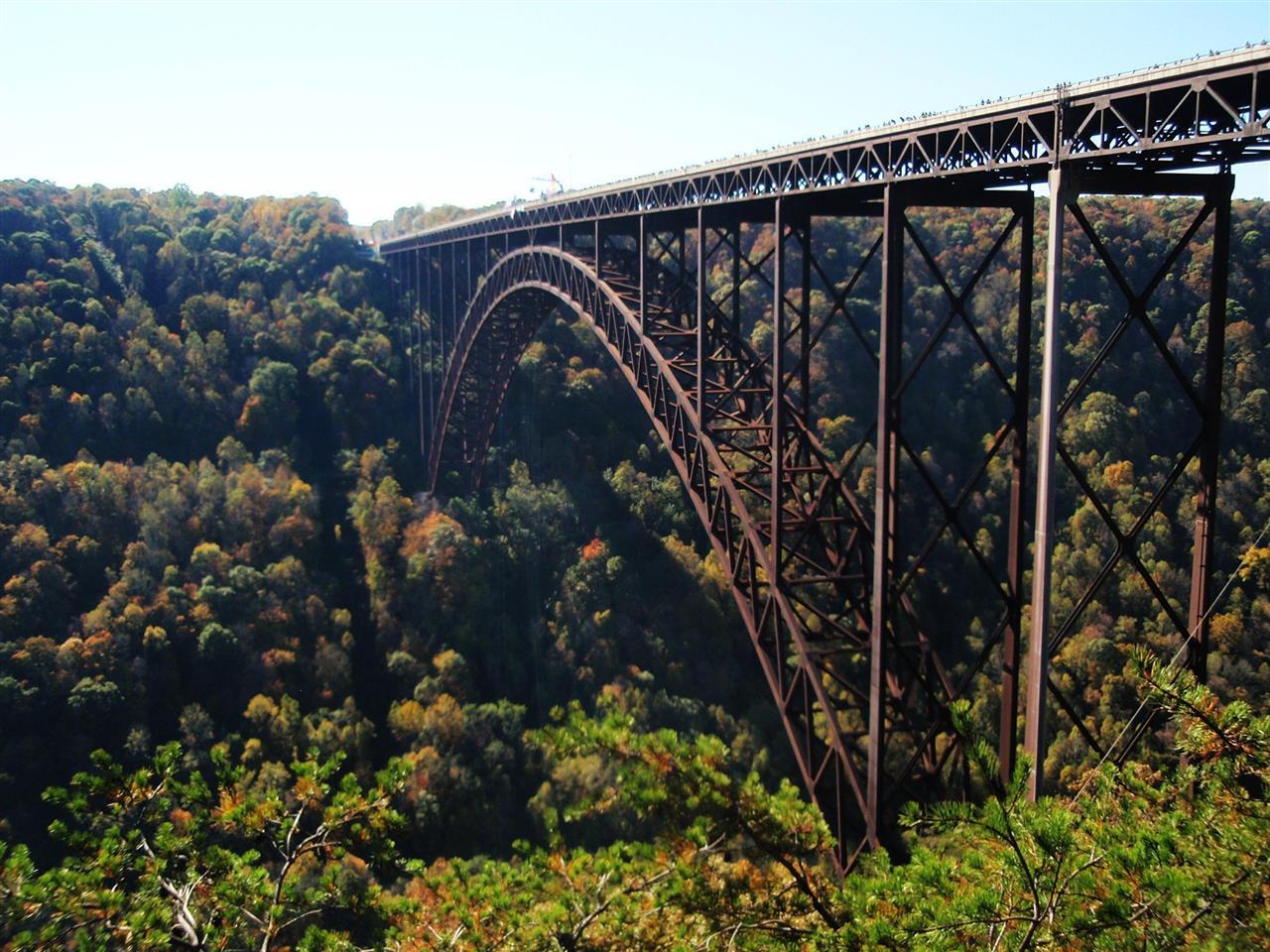 New River Gorge Bridge Fayetteville, West Virginia