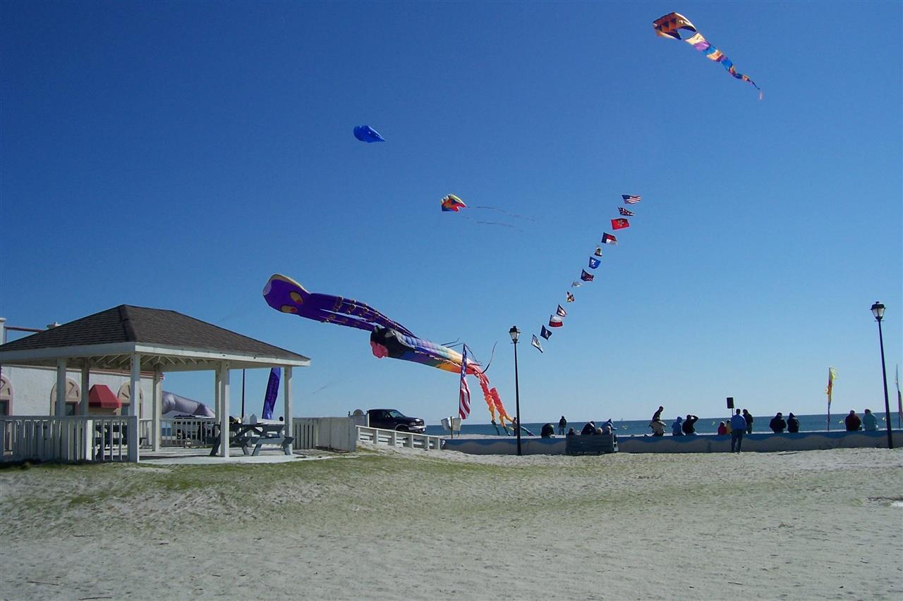 Kite Festival, Atlantic Beach, NC