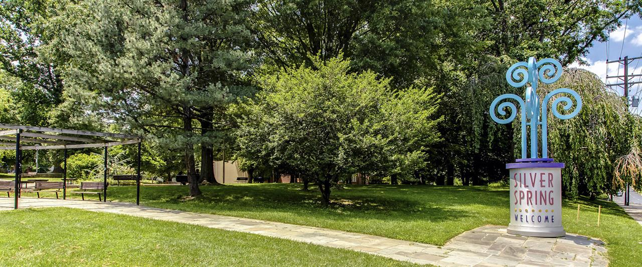 Silver Spring, Maryland Woodside Park