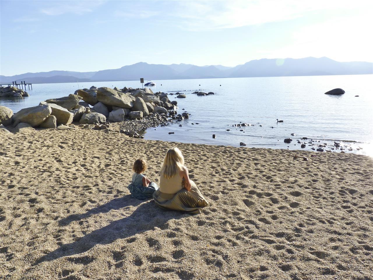 Skyland Beach Zephyr Cove, Nevada Lake Tahoe
