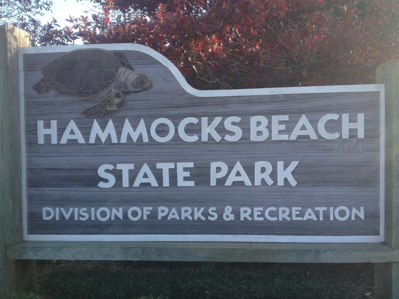Hammocks State Park Swannsboro, Crystal Coast
