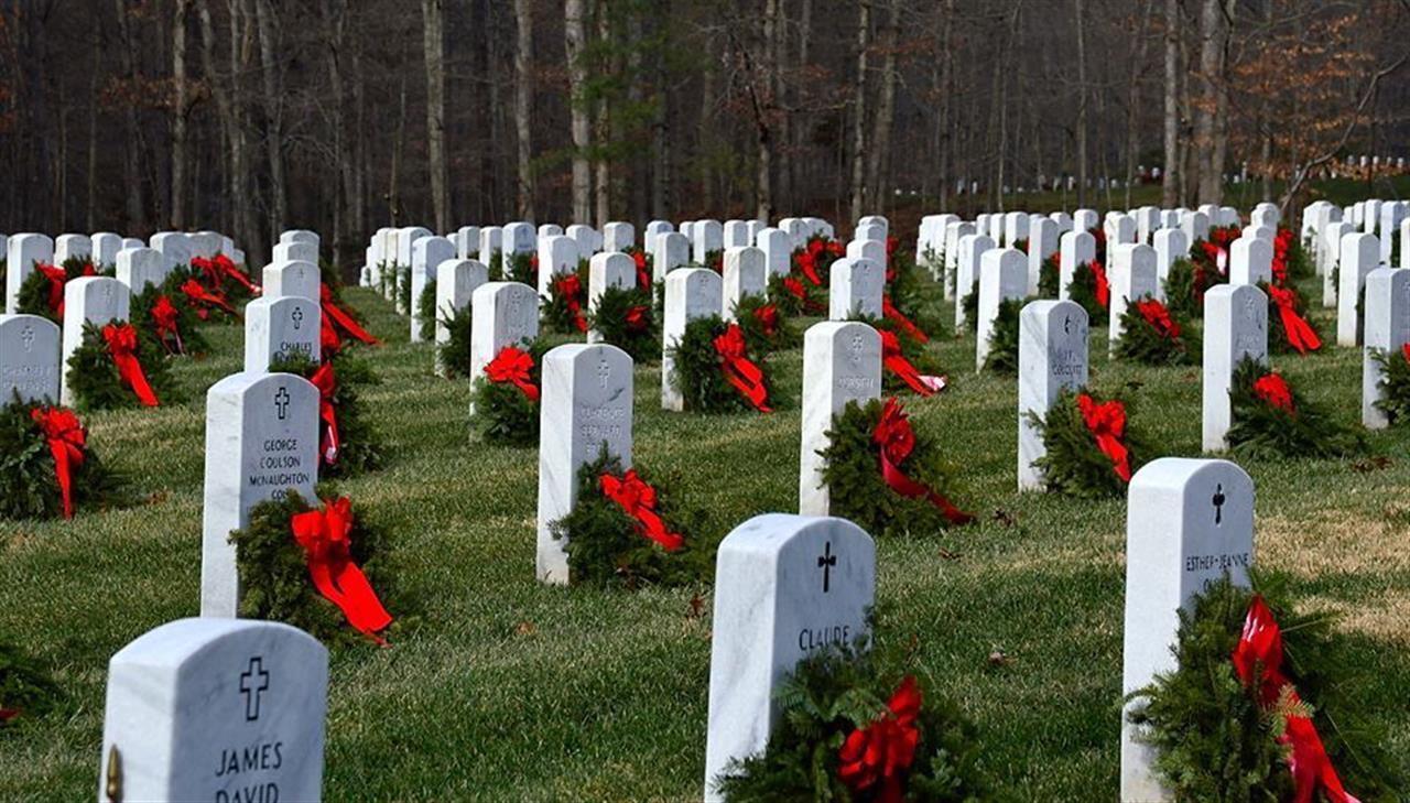 Quantico National Cemetery, Triangle VA