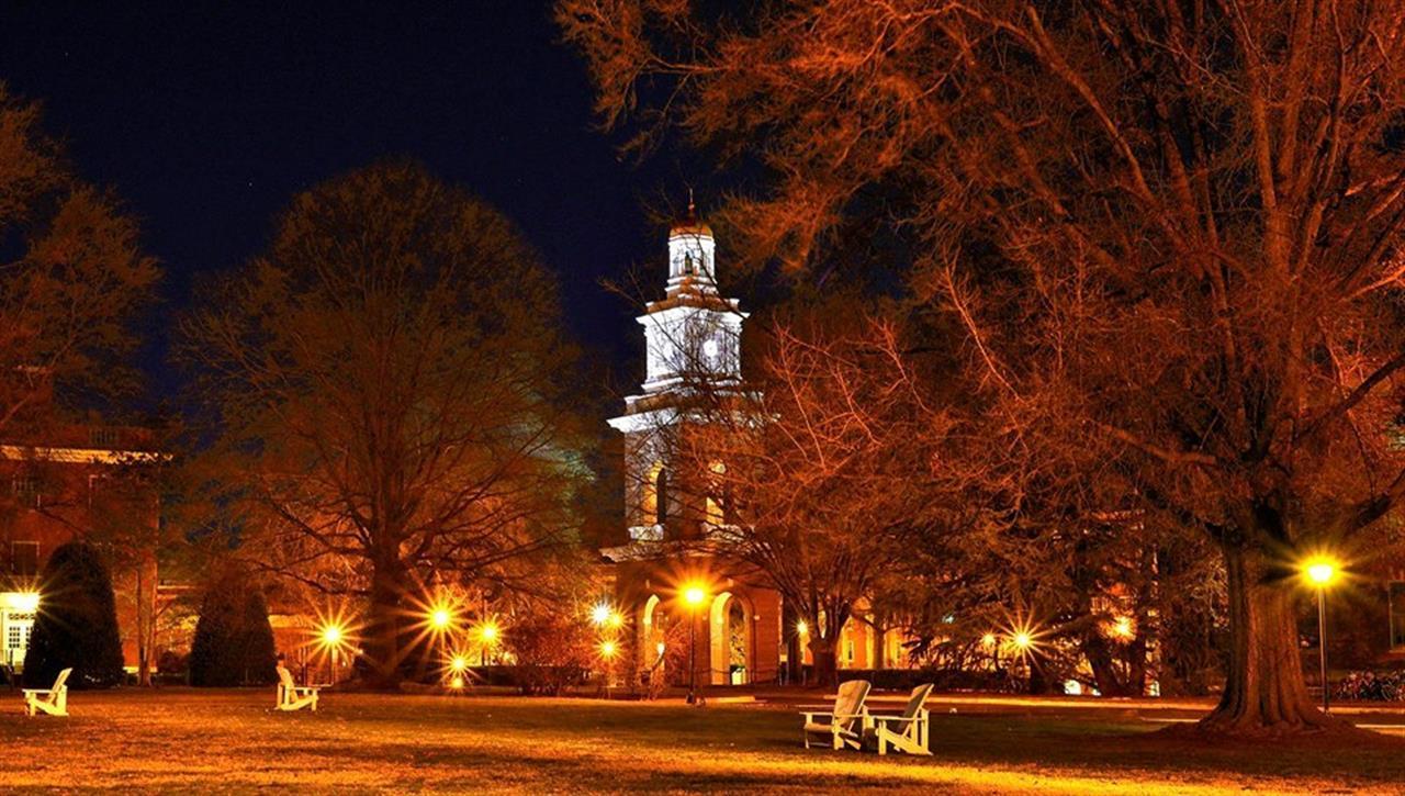Mary Washington Campus, Fredericksburg VA