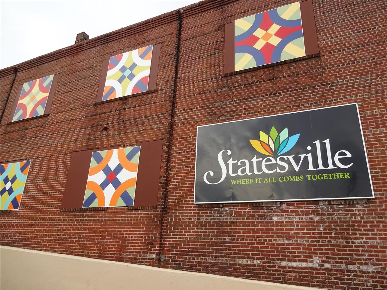 Statesville NC Downtown