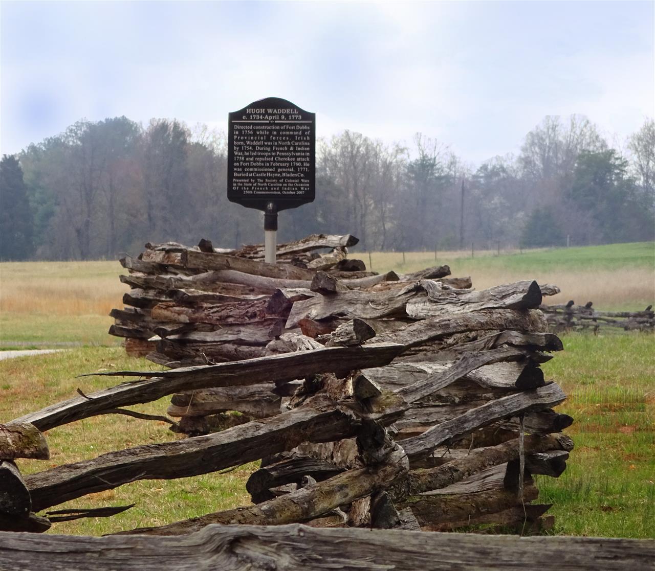 #Statesville #NC #FortDobbs