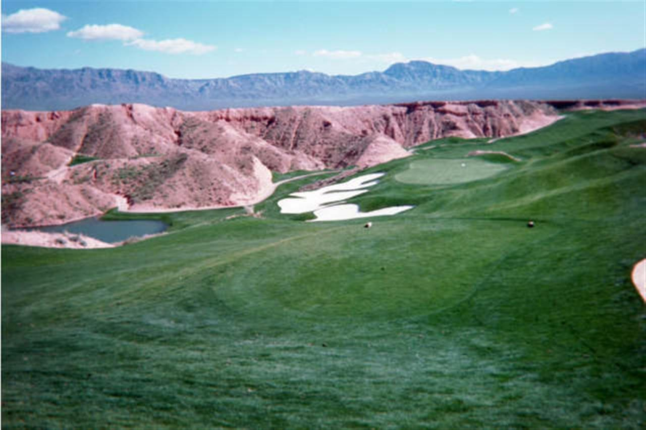 Wolf Creek Golf Course, Mesquite NV.