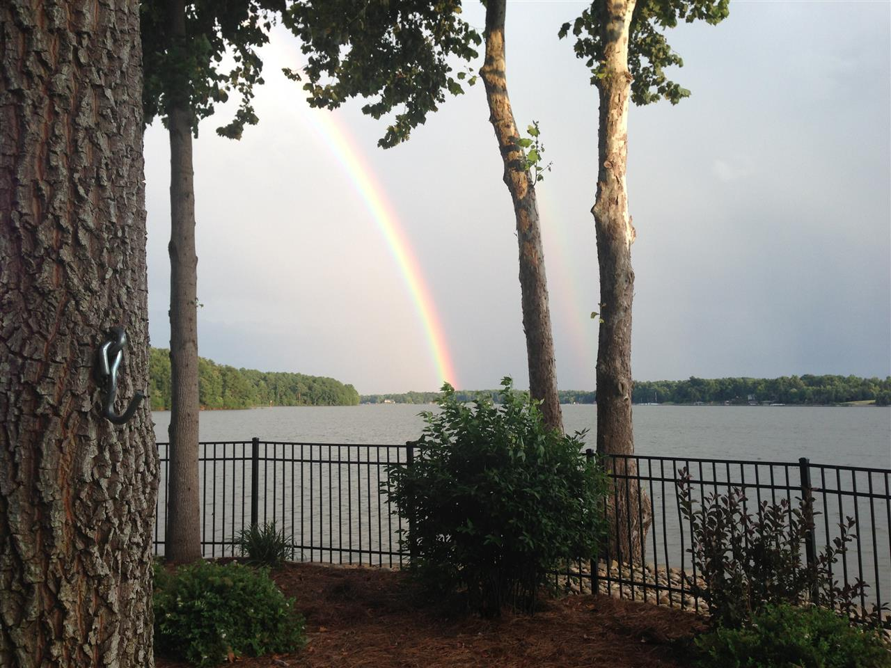 Now where did I leave that pot of gold! Lake Norman, NC