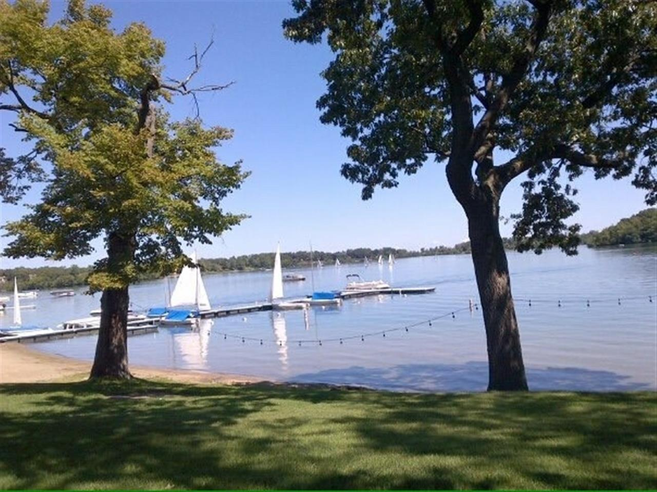 Summer water fun at Orchard Lake Country Club ~ Orchard Lake, Michigan #LeadingRElocal  #OrchardLake #Michigan