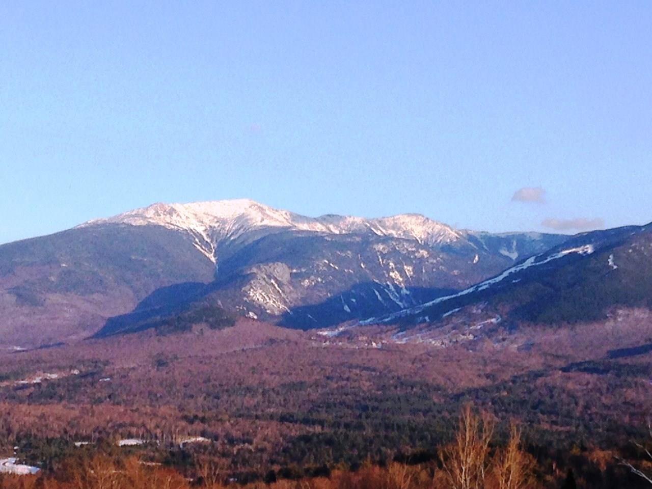 Mt. Lafayette in Northern New Hampshire