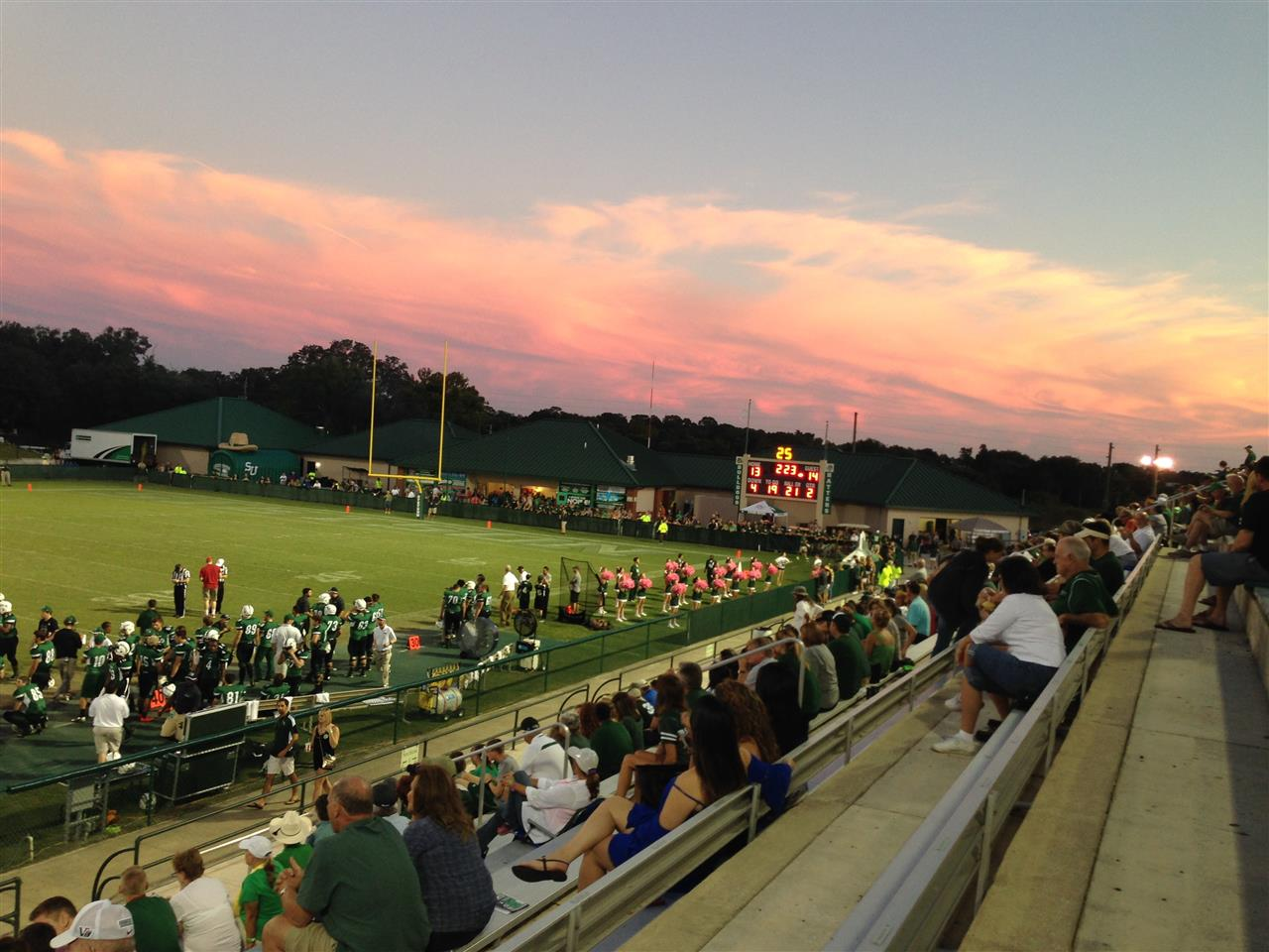 #Deland, FL #Stetson University #Football