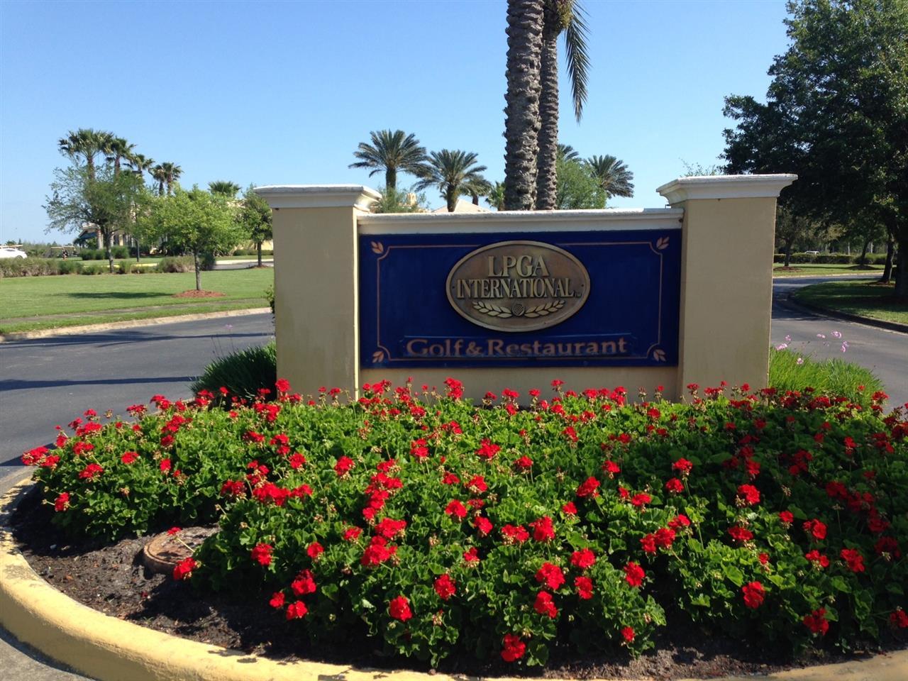 LPGA International Golf Course and Restaurant - Daytona Beach, Florida
