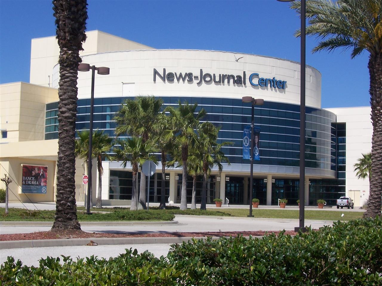 News Journal Center-Daytona Beach, FL