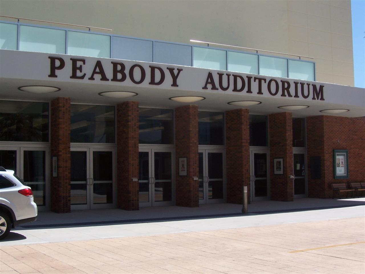 Peabody Auditorium-Daytona Beach, FL