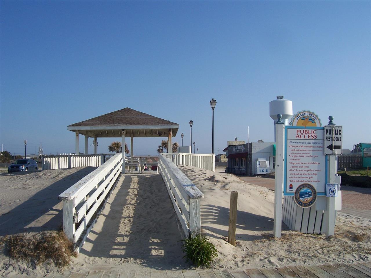 Atlantic Beach, NC gazebo