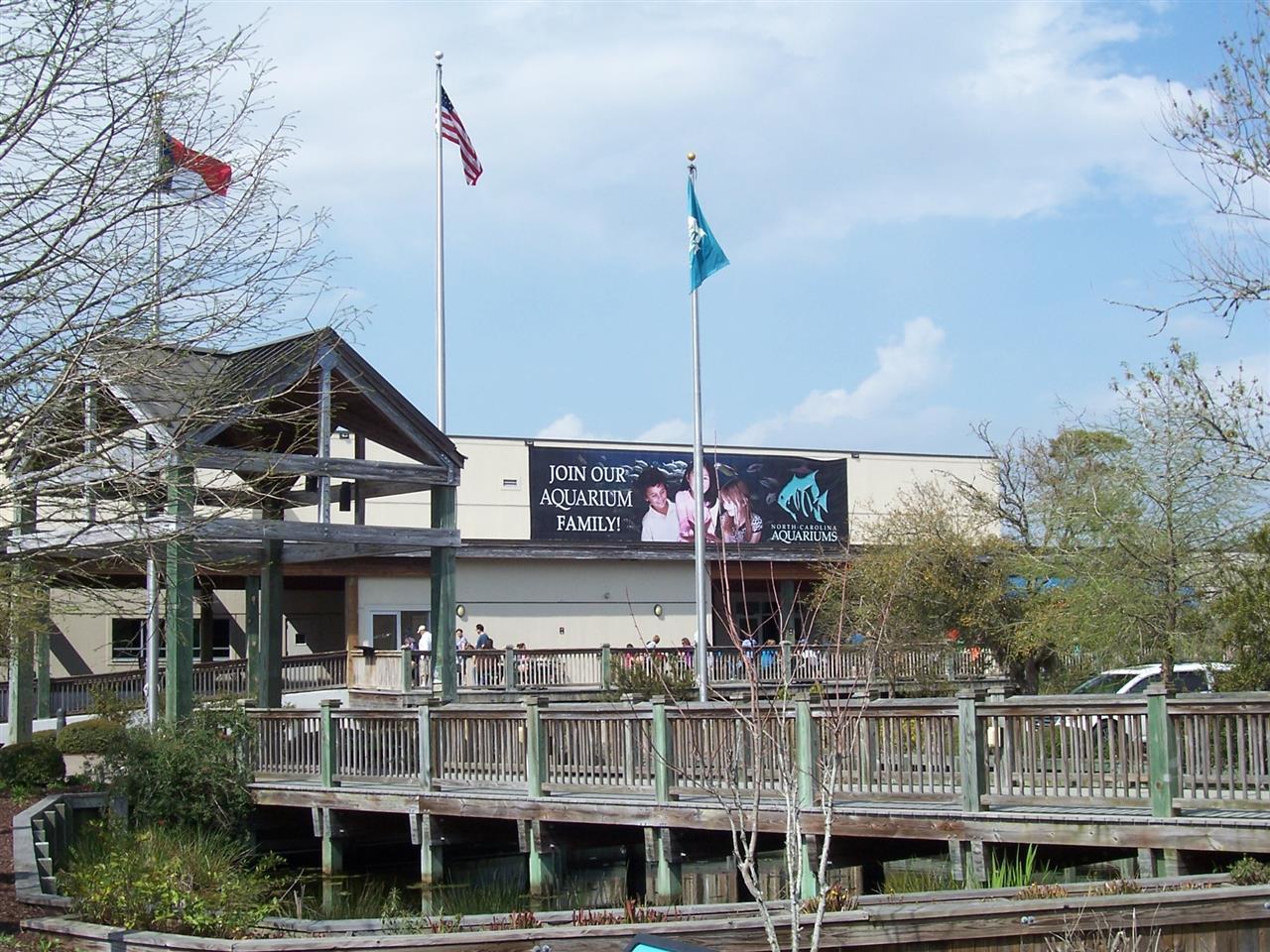NC Aquarium, Pine Knoll Shores, NC