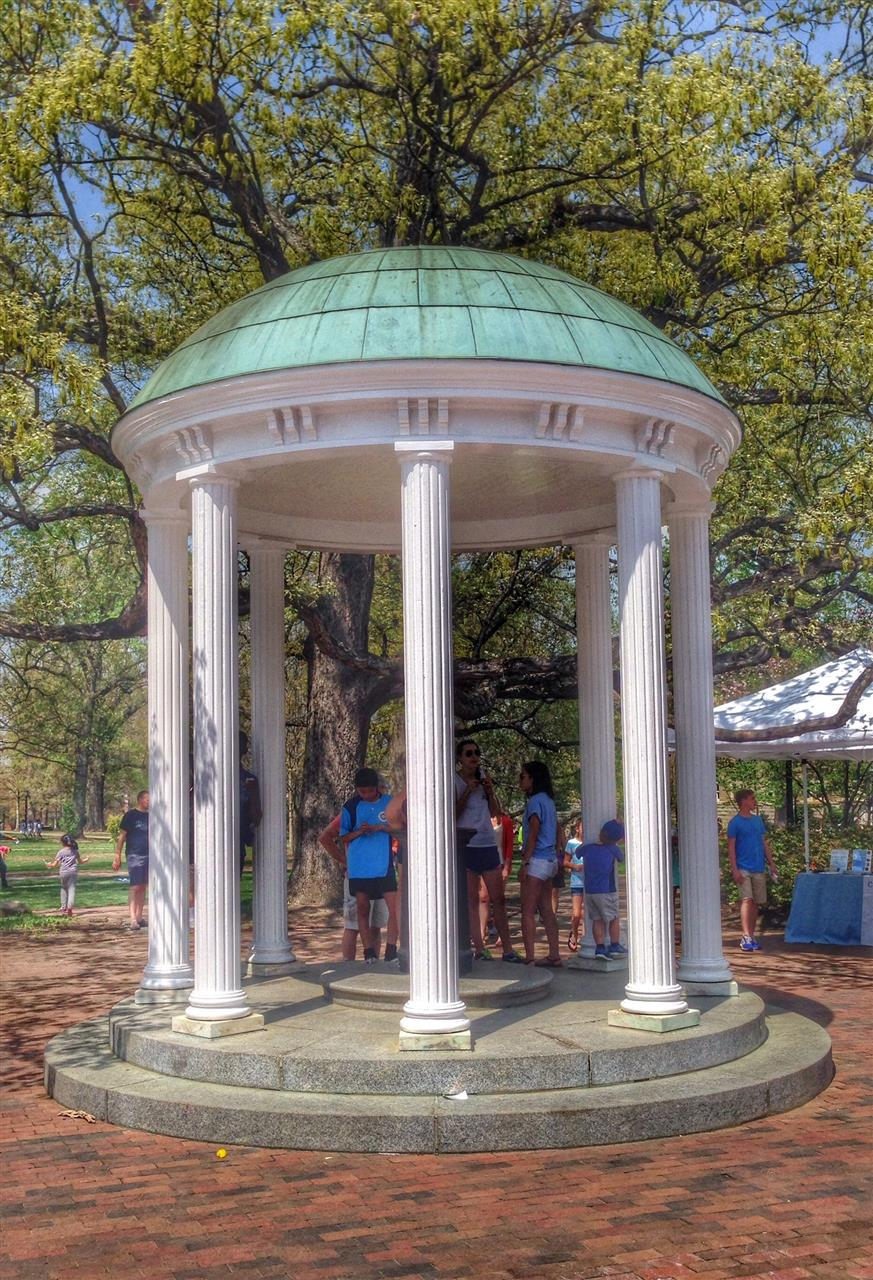 Old Well at University of NC-Chapel Hill