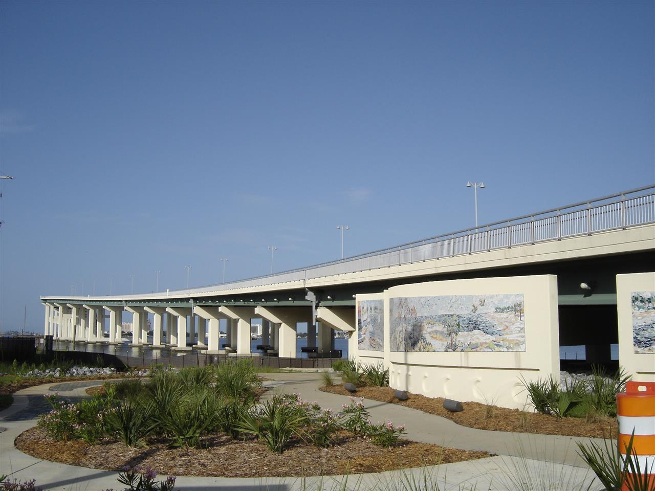 Ocean Springs, MS Biloxi Bay Bridge