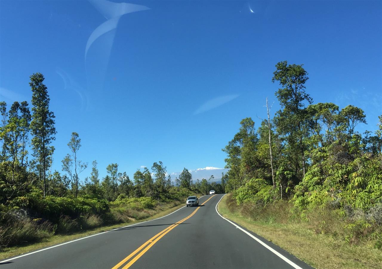 Toward Mauna Kea driving from the east side of the Big Island, #Hawaii. #ClarkHawaii,