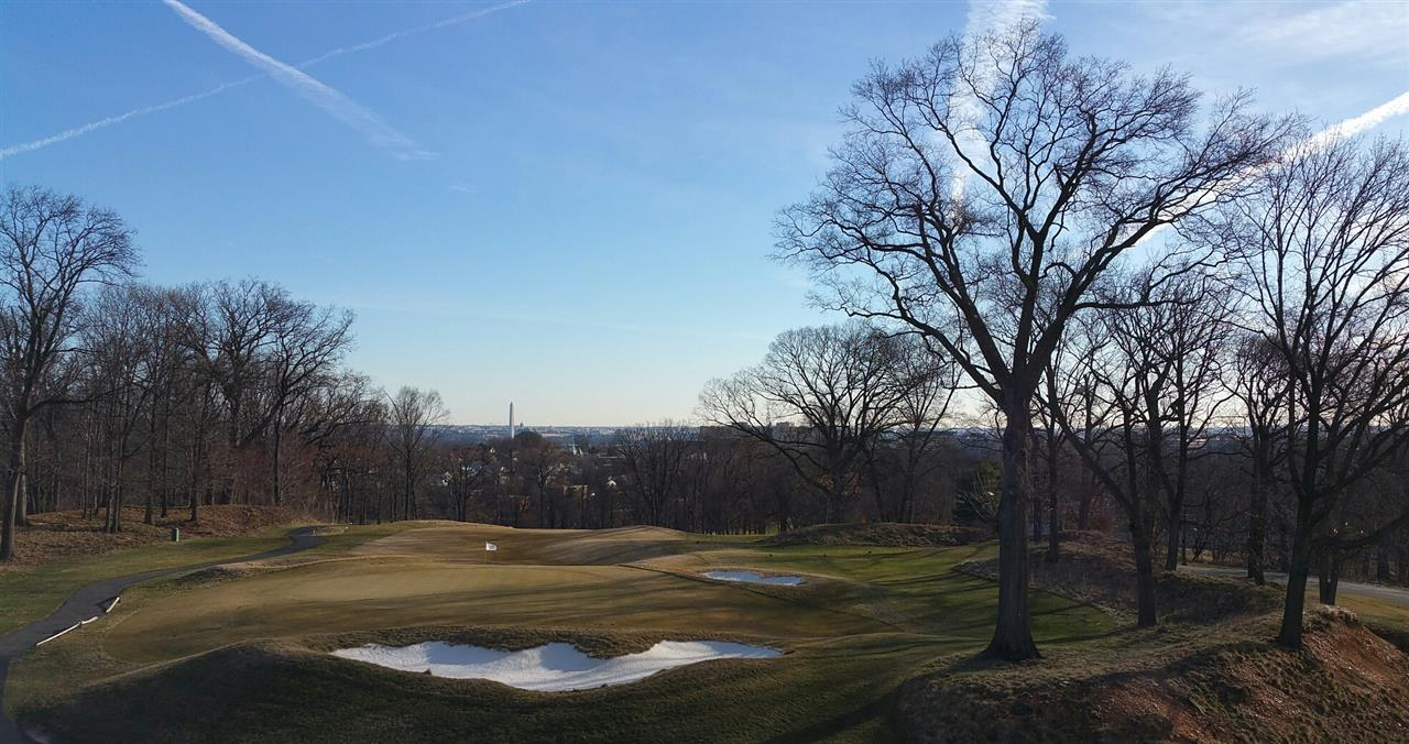 Army Navy Country Club, Arlington VA (View of DC across the river)
