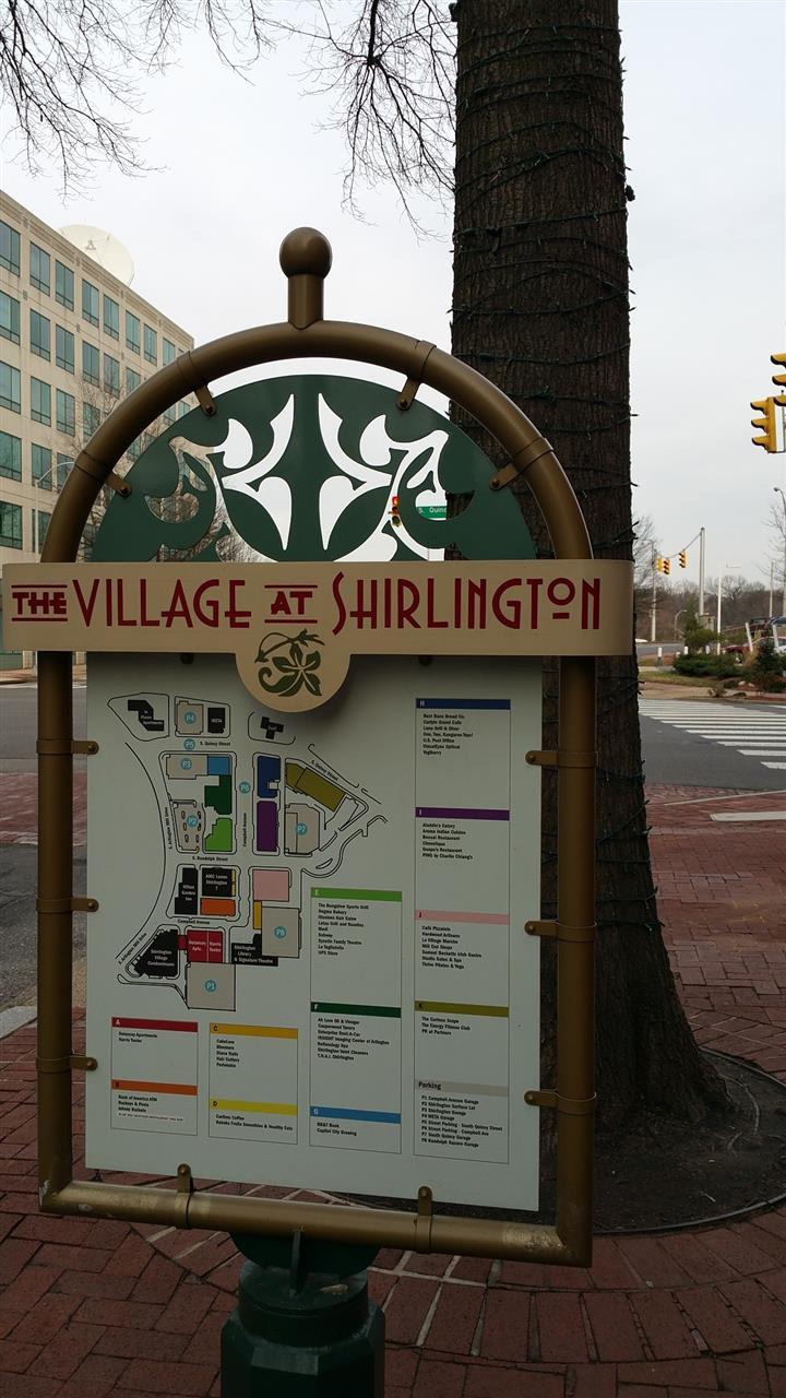 The Village at Shirlington, Arlington VA