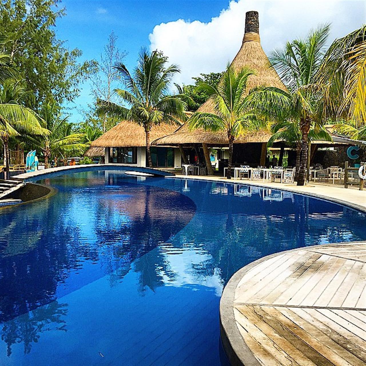 C Beach Club Bel Ombre South #mauritius #LeadingRelocal