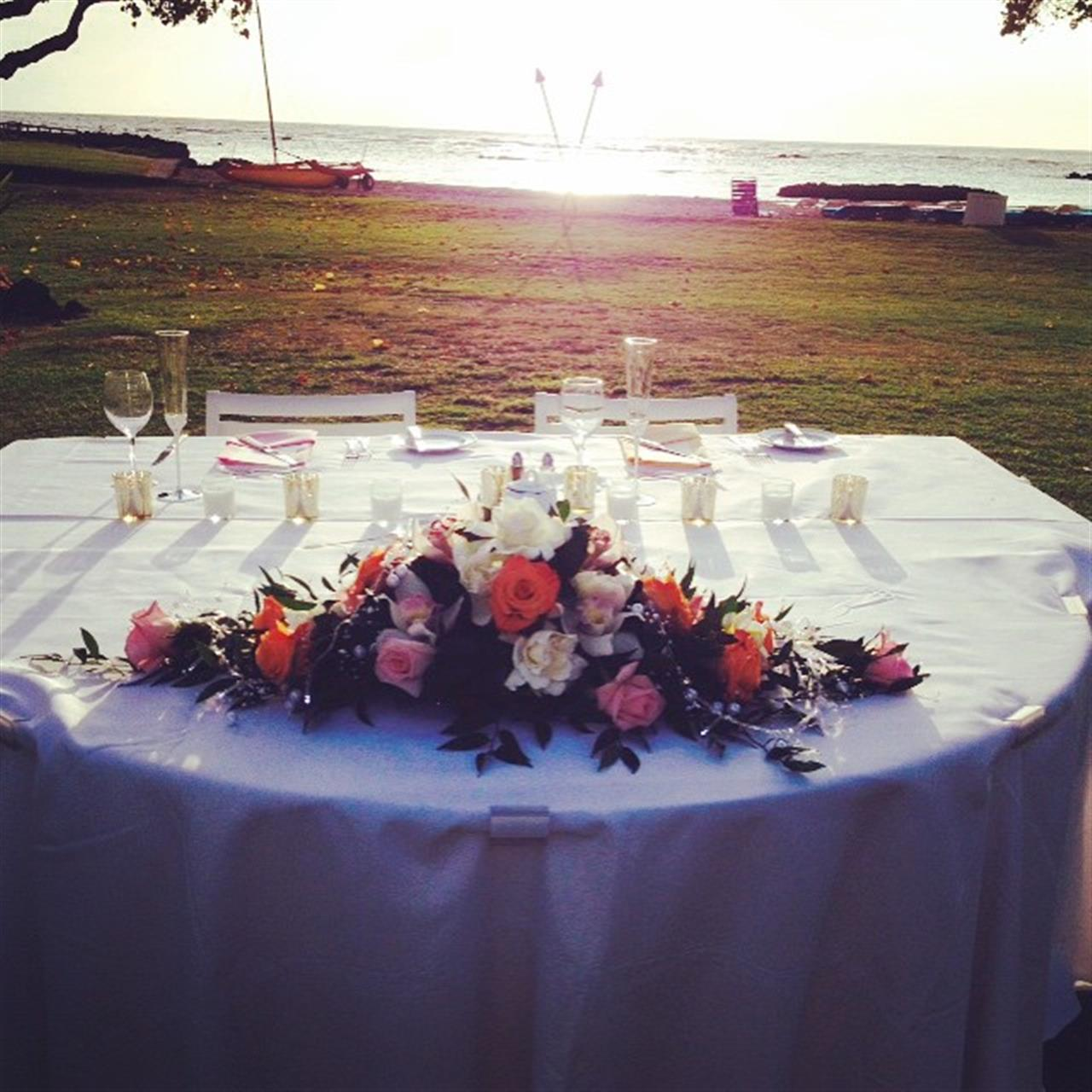 Celebrating a wedding at Mauna Lani on the Big Island... #wedding #maunalani #bigisland #leadingrelocal #???? #????? #??????