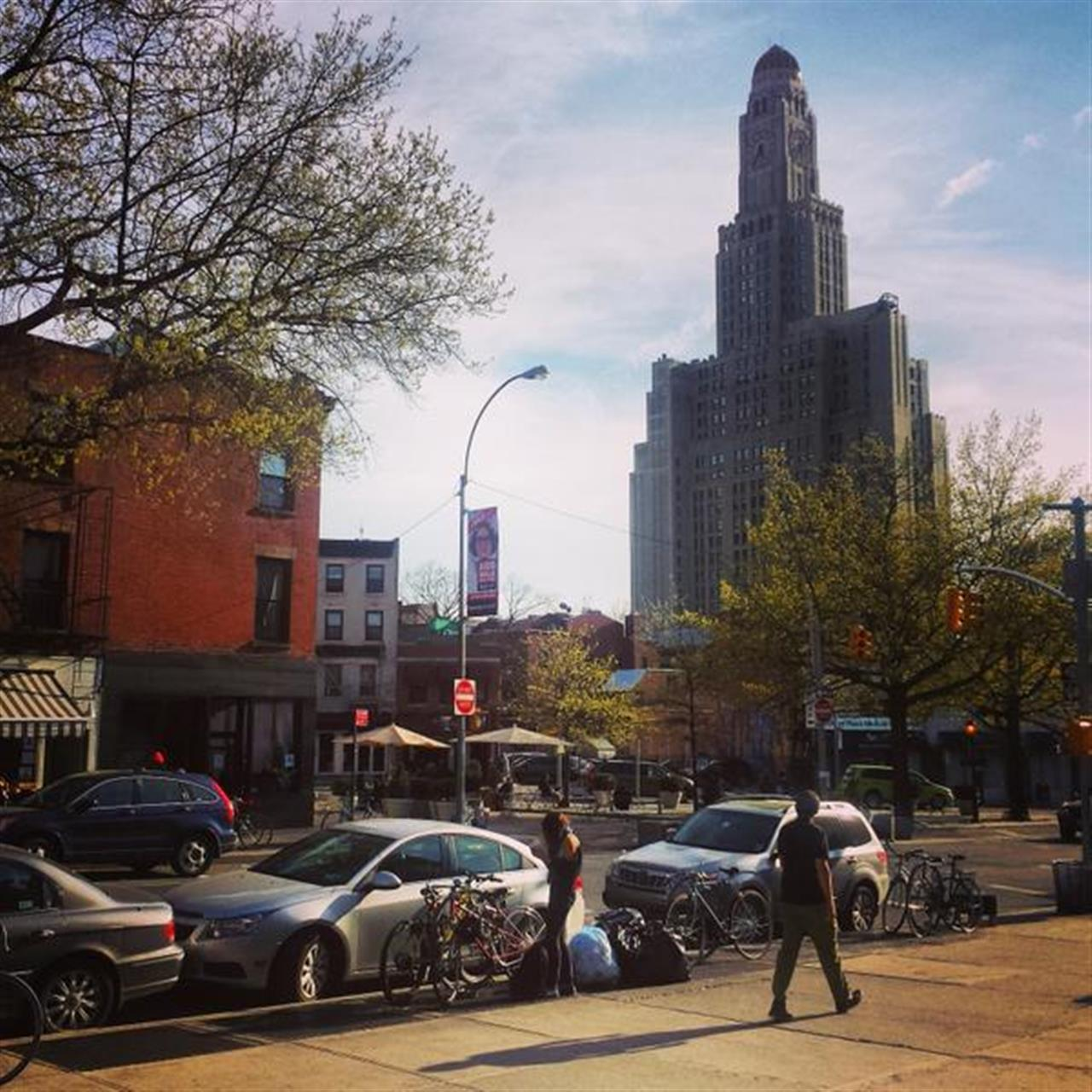 Scenes from Lafayette Avenue in Fort Greene #nyc #fortgreene #brooklyn #bkoriginal #leadingRElocal