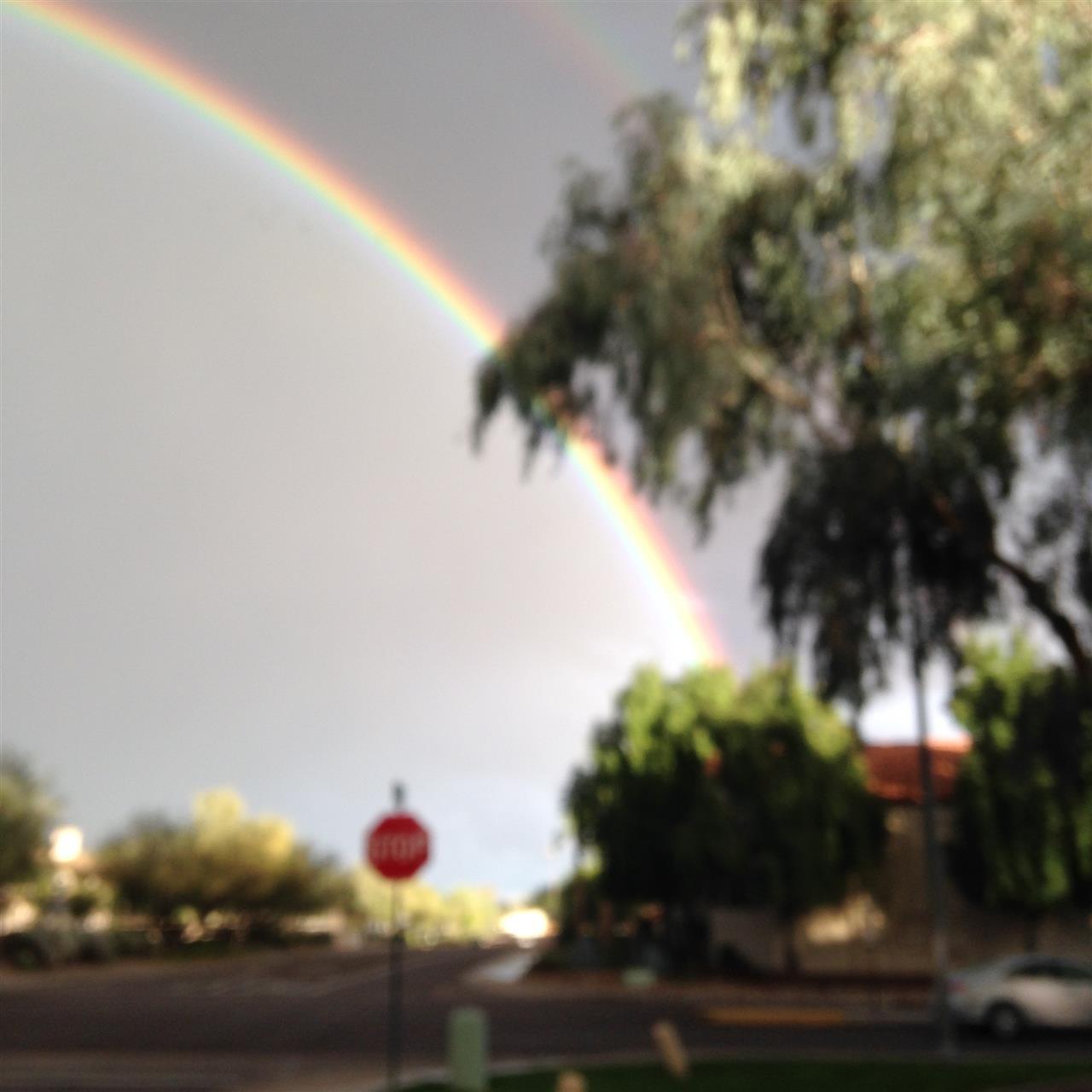 Double Rainbow Scottsdale A