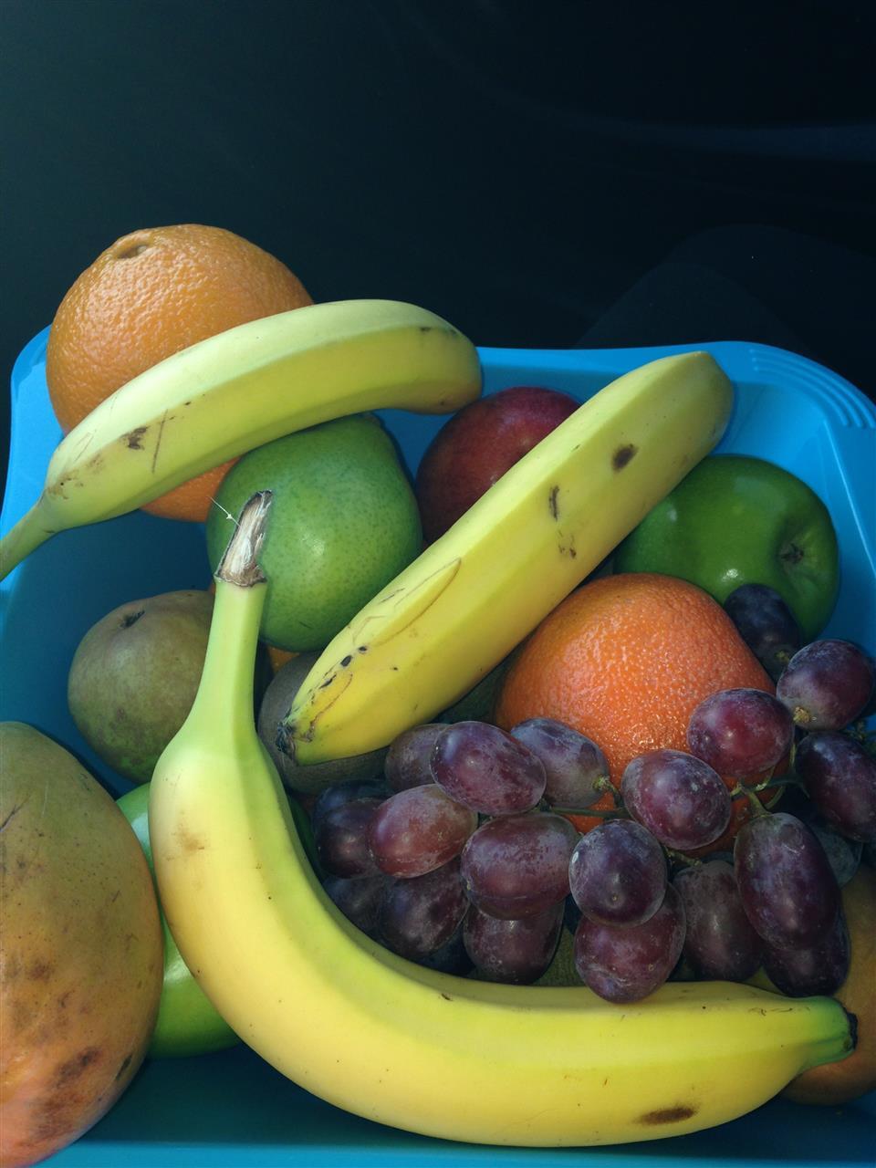 Fresh Fruit basker for a clietn Surprise AZ