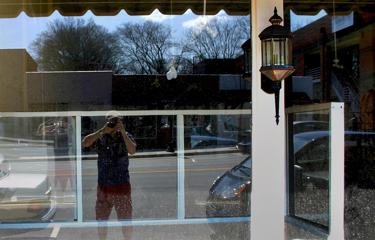 #LeadingRElocal #Pineville #NC #Historic #Downtown #MecklenburgCounty #SelfPortrait