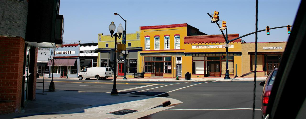 #LeadingRElocal #Pineville #NC #Historic #Downtown #MecklenburgCounty