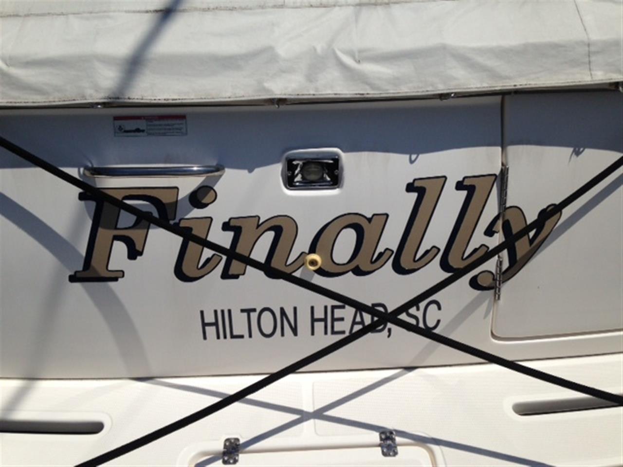 "Hilton Head Island SC, ""Finally"" HHI"