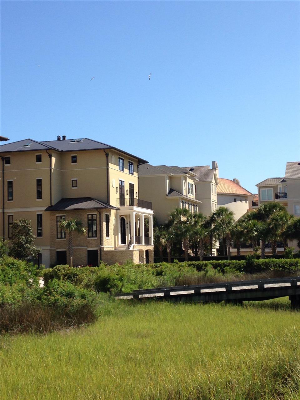 Hilton Island SC beach front homes