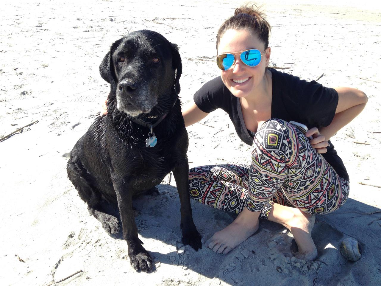 Hilton Head Island SC,  best friends enjoy the beach for Valentine's Day