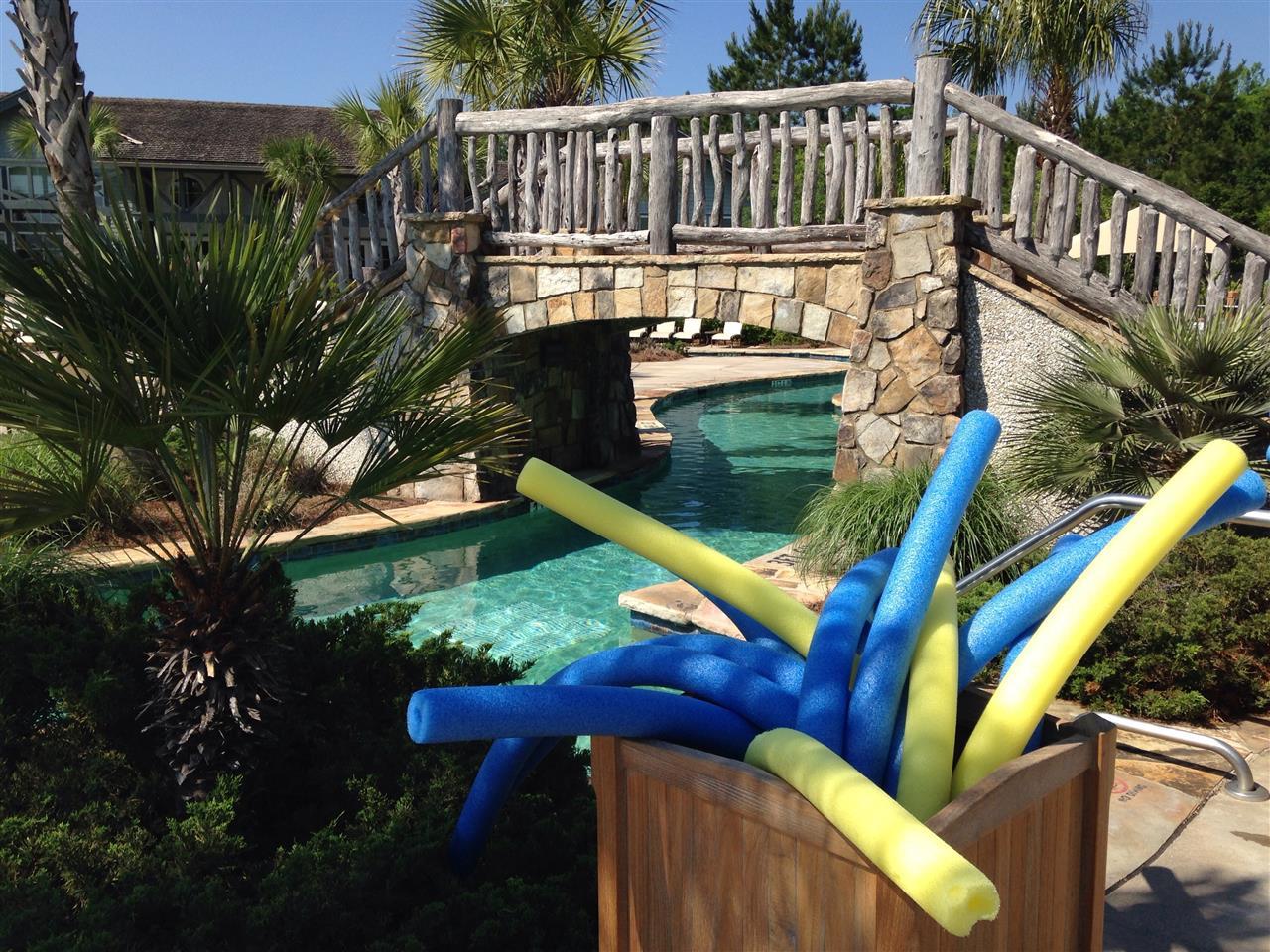 Hampton Lake Bluffton/ Hilton Head Island SC ready for summer